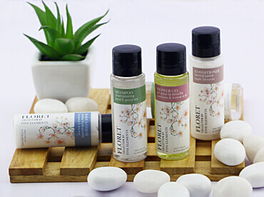 Hotel Toiletries India, Floret by Five Elements®, Kimirica Hunter International