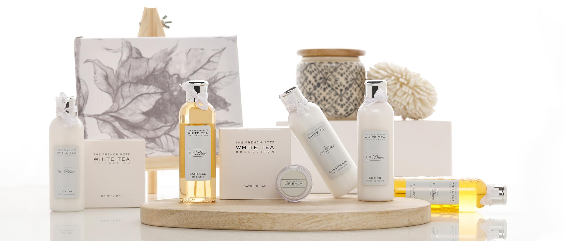 Hotel Toiletries India, Earth by Five Elements®, Kimirica Hunter International